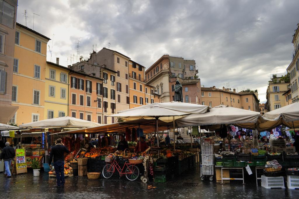 Shore excursion from Civitavecchia Port Rome Food Tour