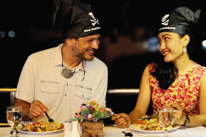 Bali Pirate Dinner Cruise