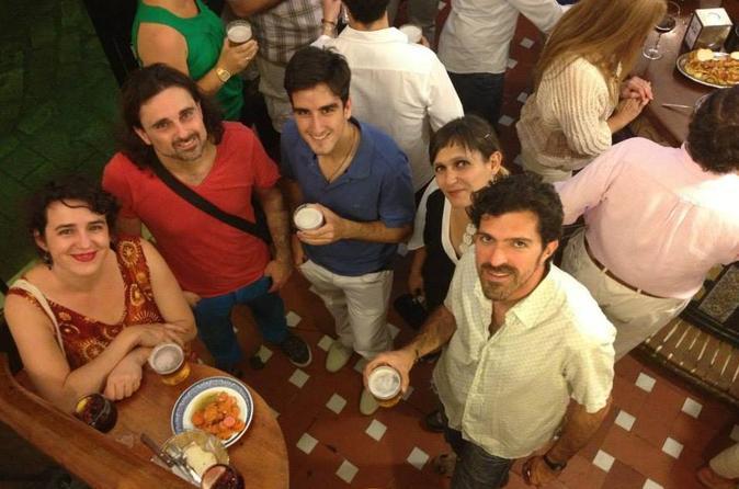 Off the beaten path Seville Tapas Tasting & Walking Tour