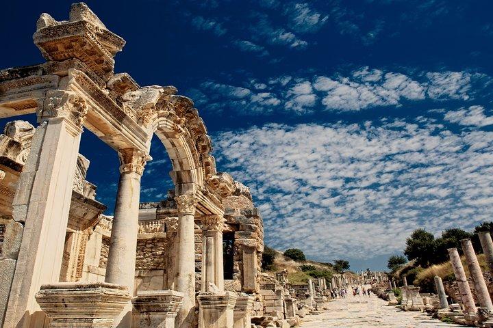 Ancient Greek city of Ephesus