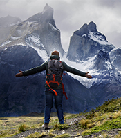 imagem da experiência Trekking Base Torres