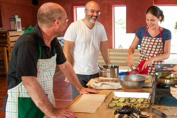 Cooking class and Authentic Greek Lunch in Laconia, Greece!