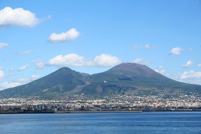 Pompei Ercolano Mount Vesuvio and Winery Tour