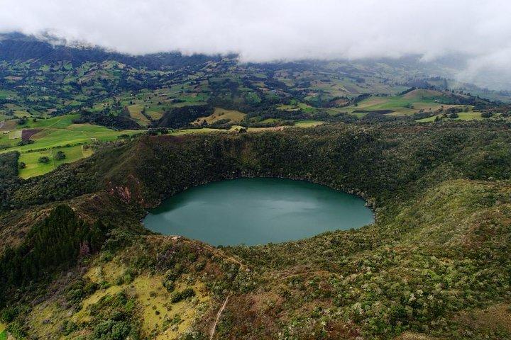 Village and Lake Guatavita Day Trip + Optional Lunch