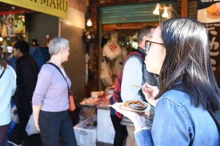 Tsukiji Market Foodie Tour