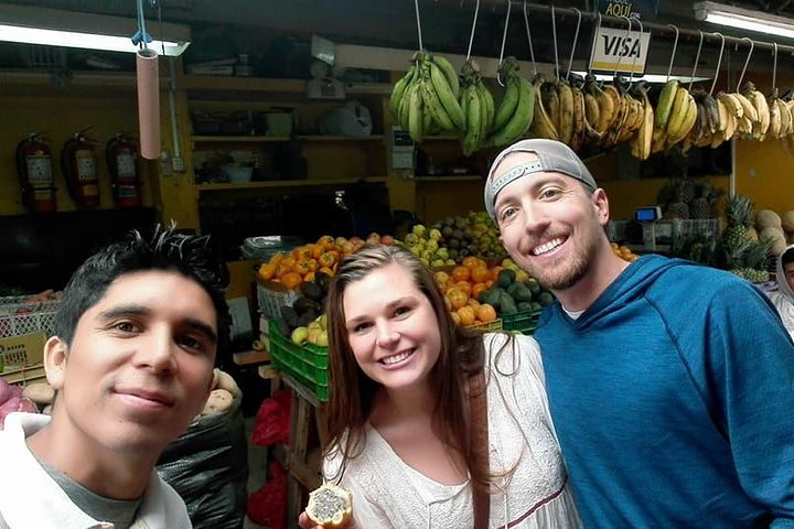 Foody & Tasty Lima at local markets!