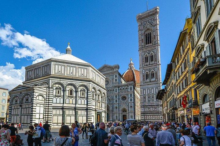 Day Trip San Gimignano, Chianti Winery and Pisa