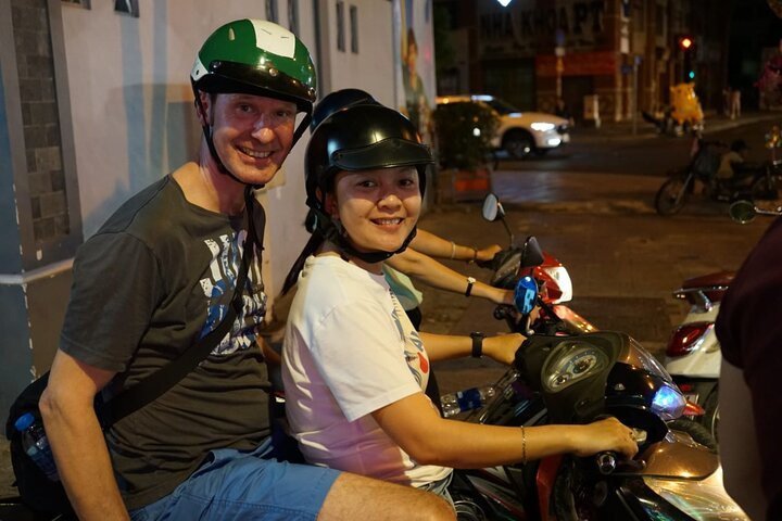 Ho Chi Minh Enjoy Foodie Morning Trip By Scooter