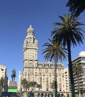 imagem da experiência City tour em Montevideo