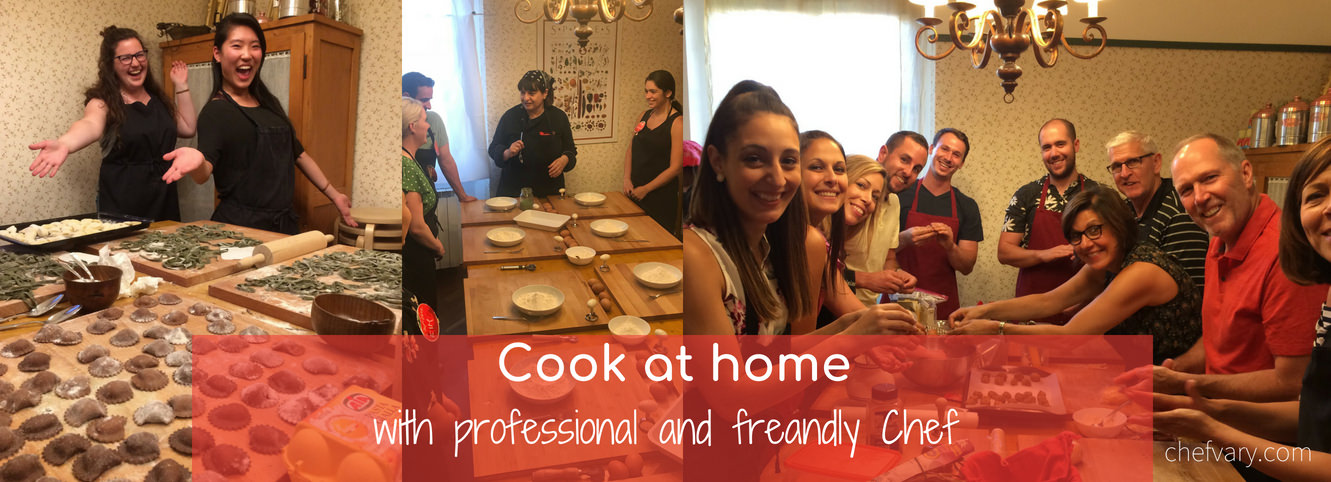 Small-Group Pasta Class from Scratch start from Nonna Recipes in Modern Times
