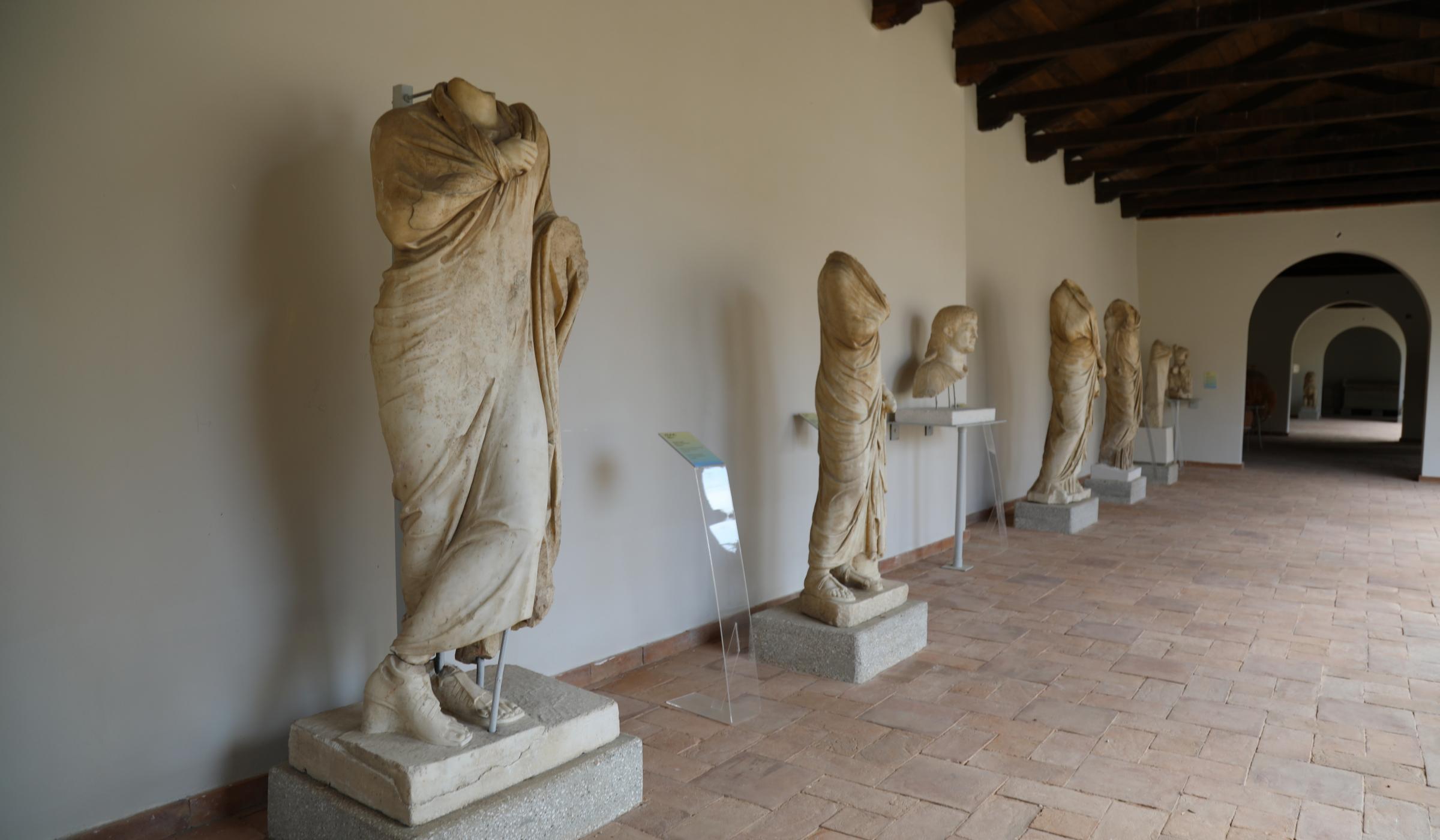 Explore the museum