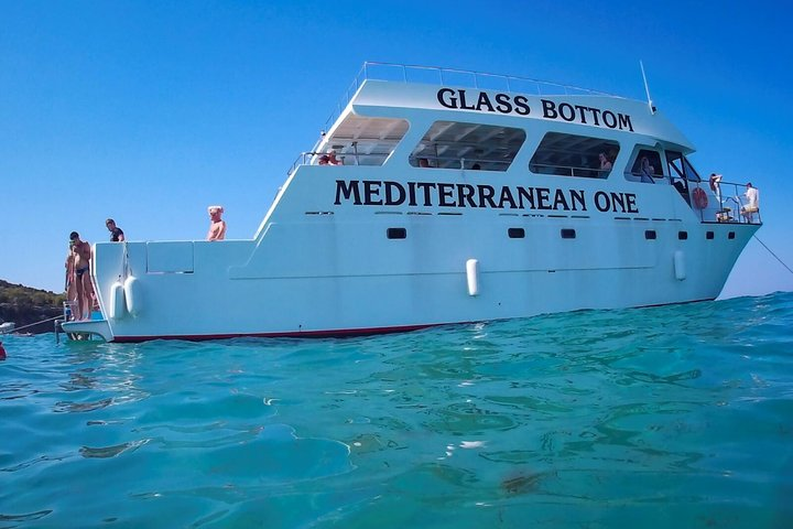 Boat Trip from Paphos