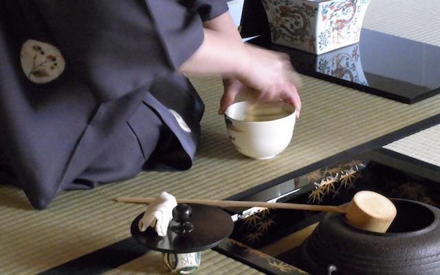 Witness how the tea is prepared