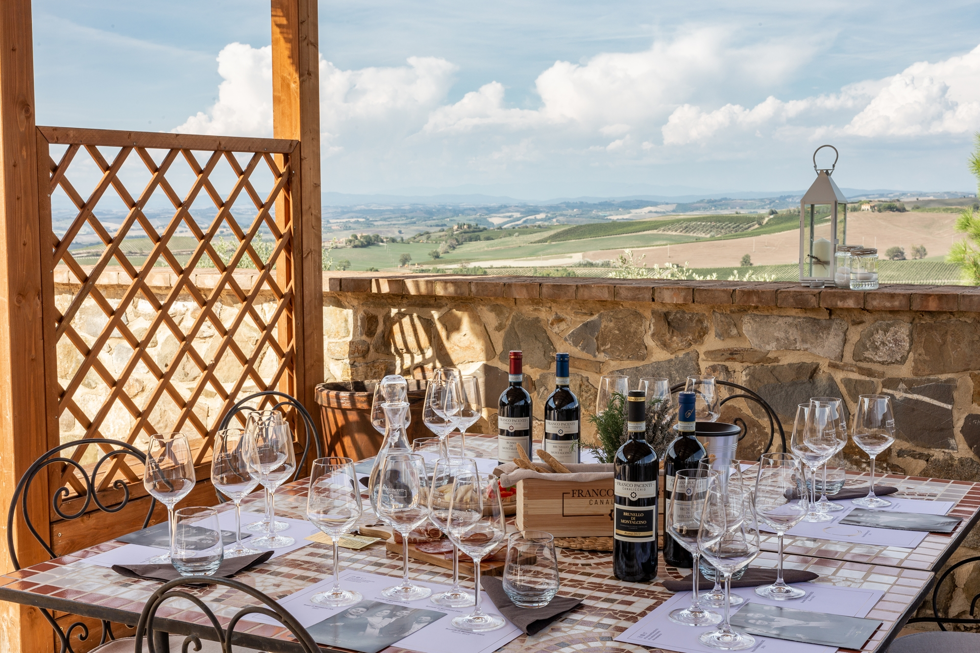 Private Cooking Class & Brunello Wine Tasting at a Boutique Winery in Montalcino