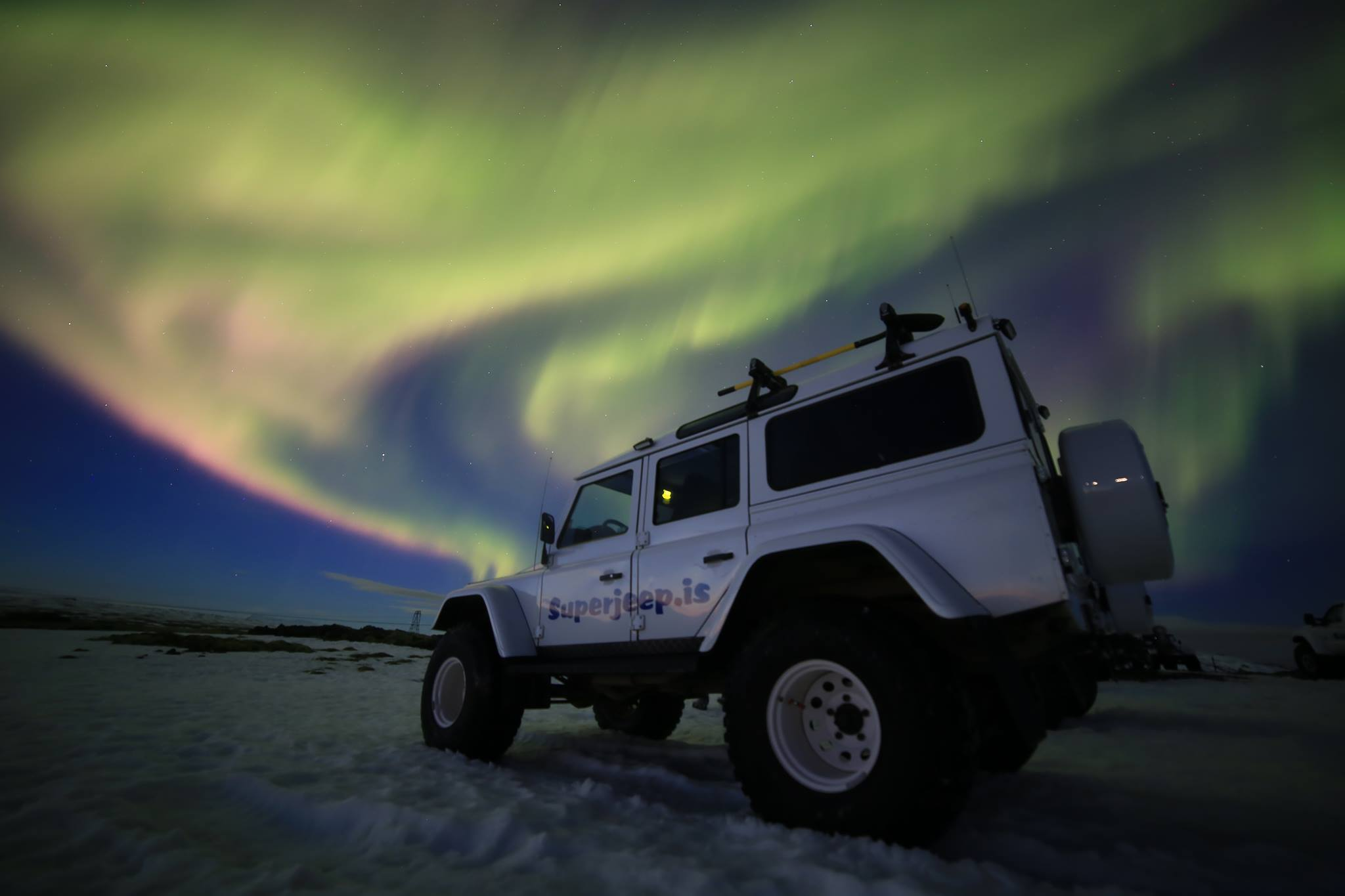 Travel in a super jeep and head to the less visited locations.