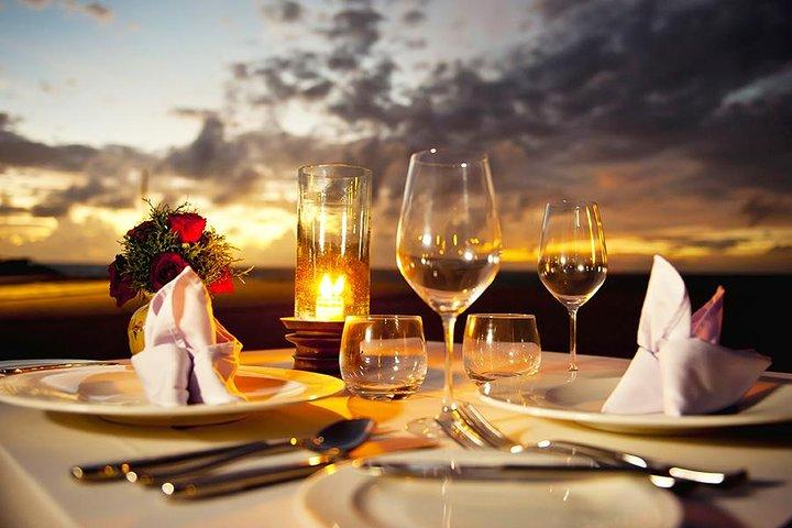 Bali Romantic Tent Dinner on the Beach