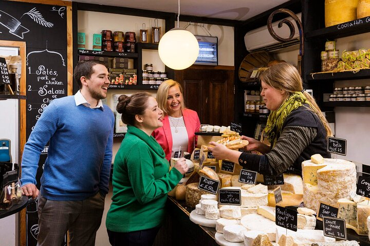 History and Food tasting tour in Dingle. Kerry, Guided.