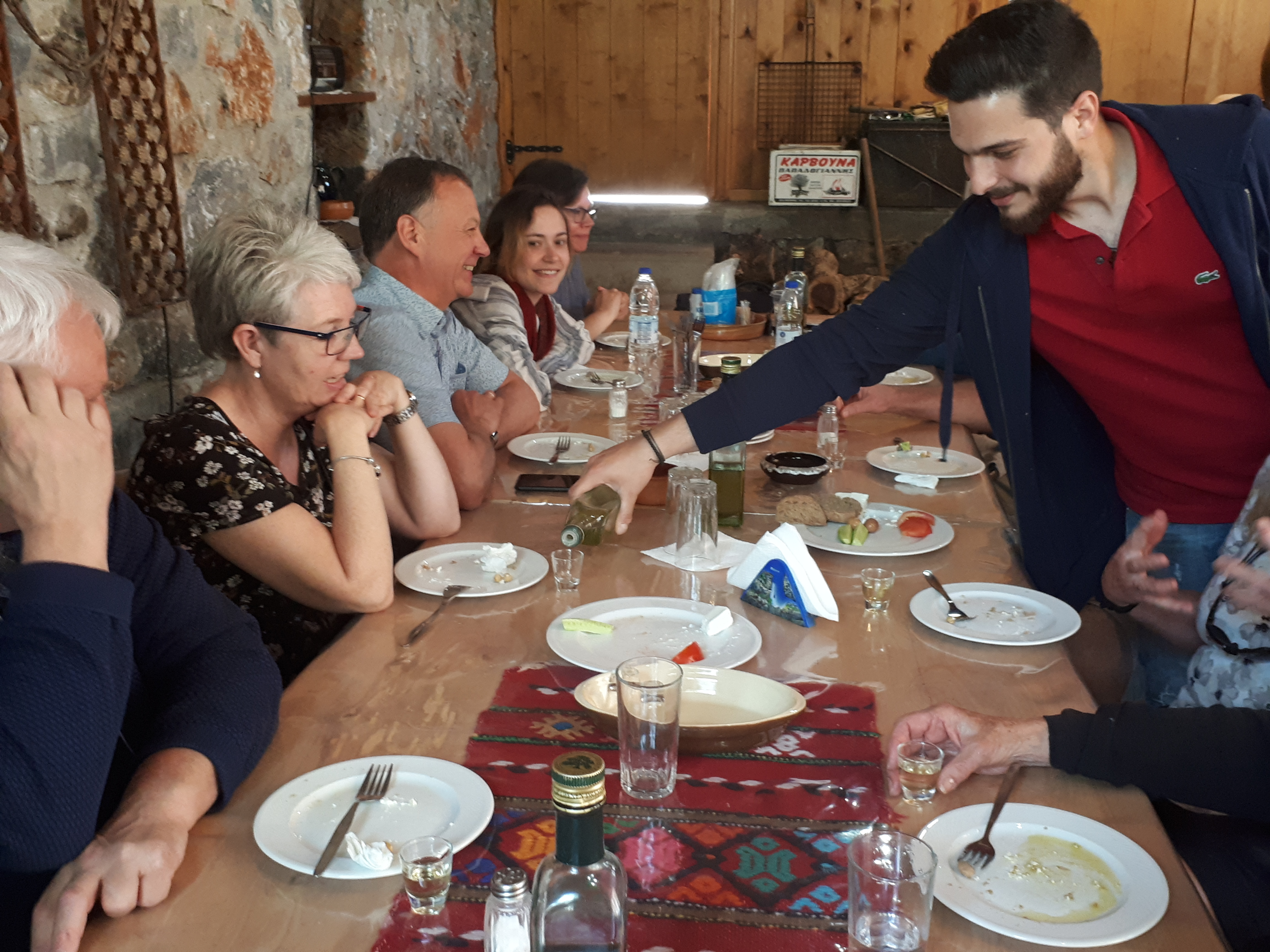 Food & Products Tour Of Chania Mainland