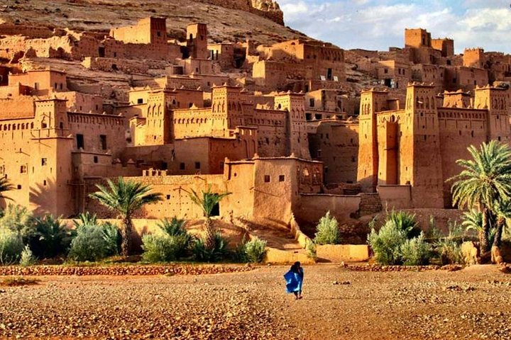 Sightsee around the Berber village