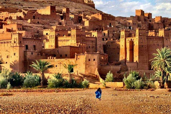 Sightsee around the Berber village