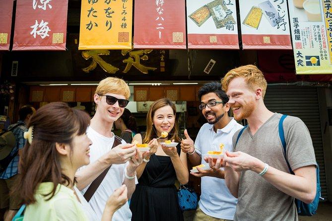 Tsukiji Fish Market Food and culture walking Tour