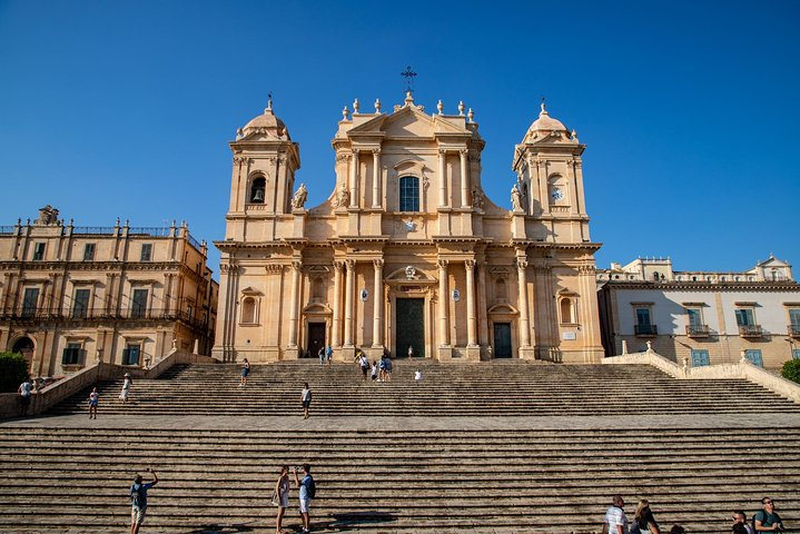 Noto and Modica from Syracuse