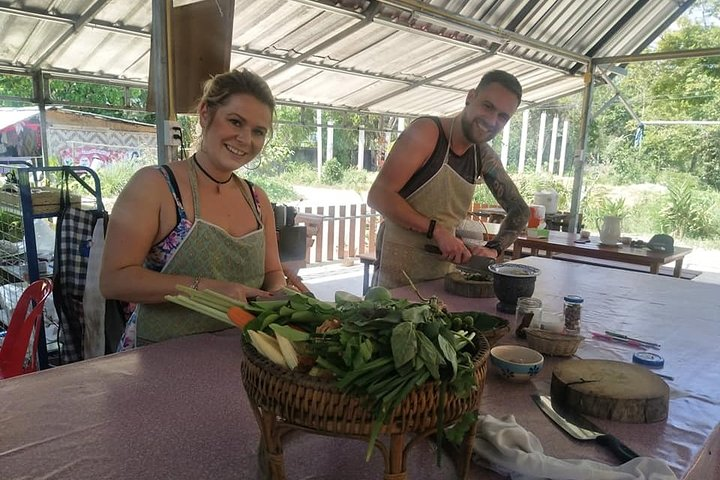 Half Day Thai Cooking Class in Ao Nang, Krabi
