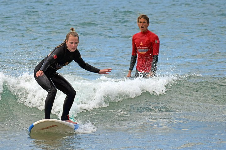 Brush up on your surfing skills