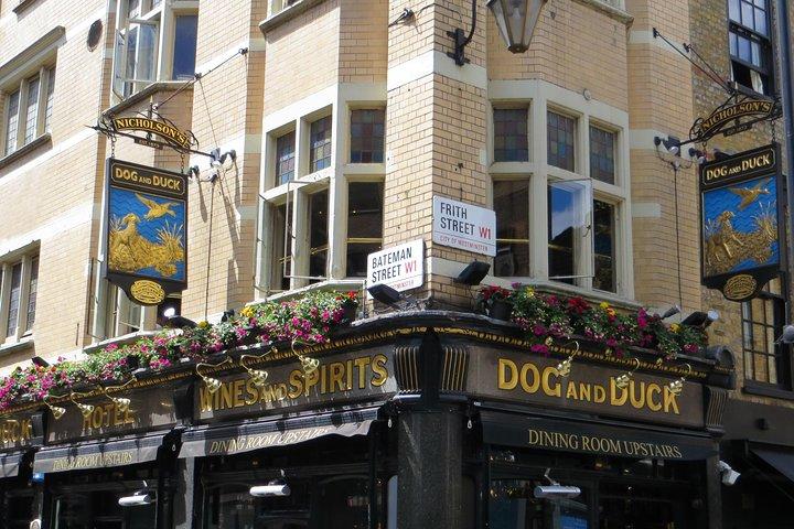 The Soho Experience - Pub Walking Tour