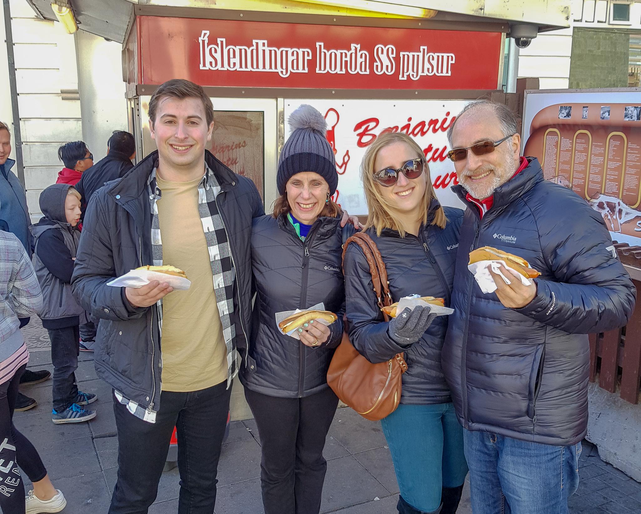Reykjavik Food Lovers Tour - Traditional Icelandic Food