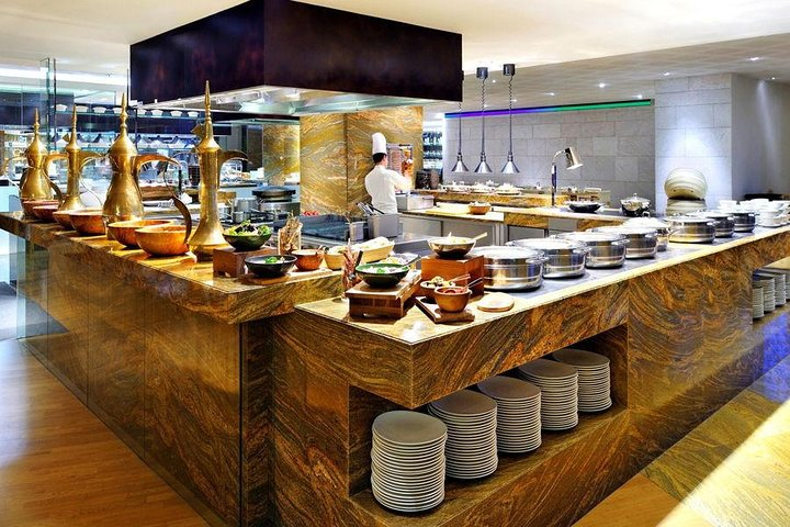 Buffet Dining in JW Marriott Kitchen 6