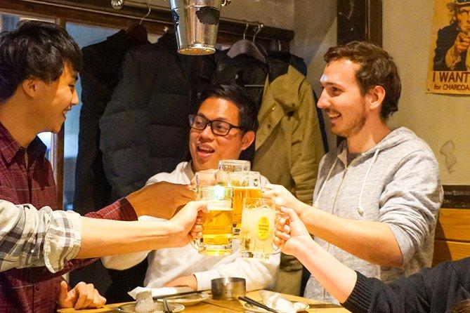 Yokohama Bar Hopping Food Tour