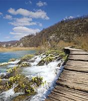 imagem da experiência Os lagos de Plitvice