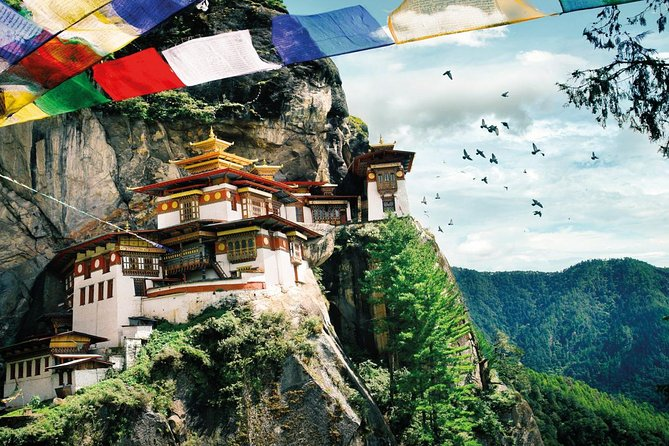 Visit the Tiger Nest Monastery.