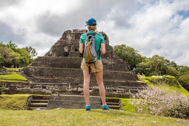 Admire the Xunantunich Mayan Ruin