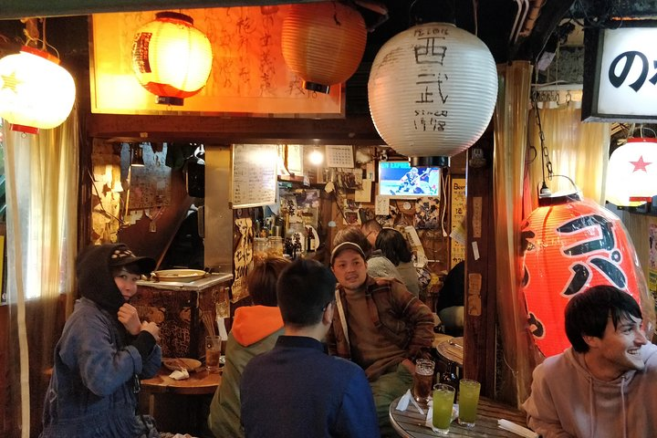 Virtual Tour Exploring Japanese Izakaya and Cocktails