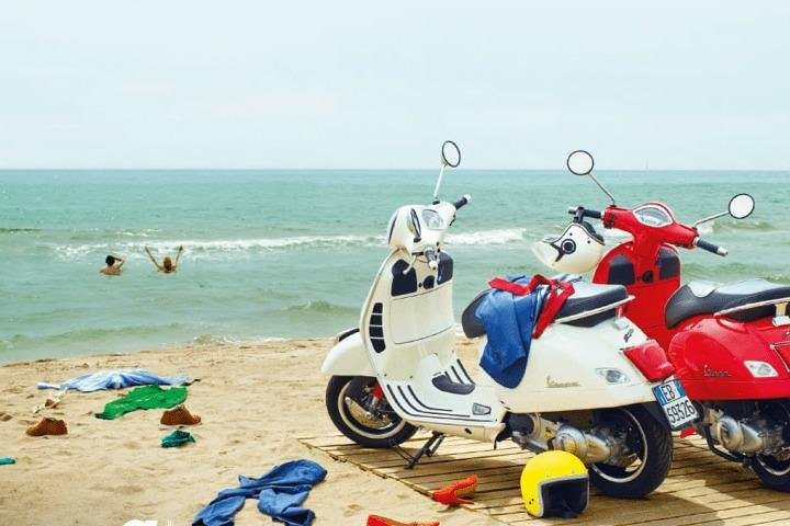 Flavours of Corfu Vespa Tour