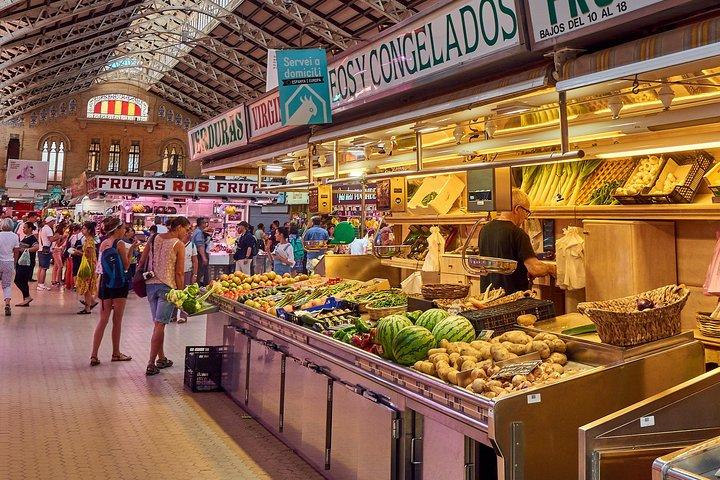 Valencia Central Market Tour