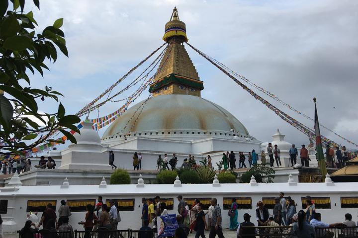 Take a tour around Kathmandu
