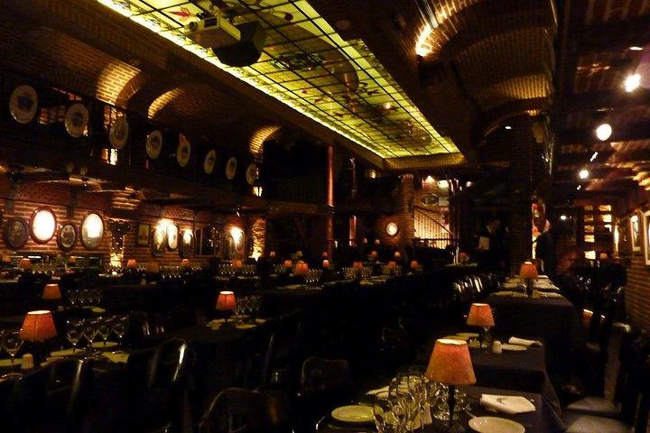 Buenos Aires Shore Excursion: La Ventana Dinner and Tango Show