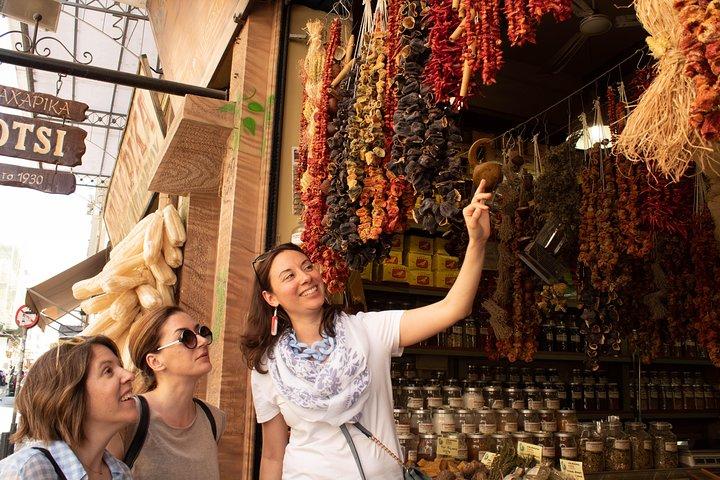 Taste Athens Food Walk: Market Visit & Lunch