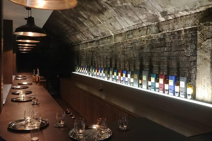 The Big Whisky Tasting Tour - Highland Day Trip