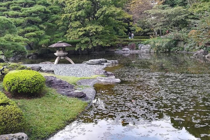 Tokyo Full Day, Japanese Garden, Fish Market, Museum Tour By Licensed Tour Guide
