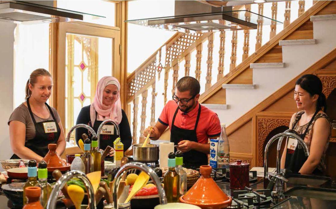 Moroccan Cooking Workshops