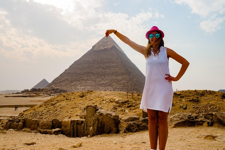 Giza Tour from Eilat