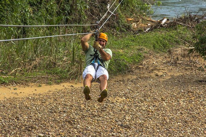 Enjoy the adventurous zipline