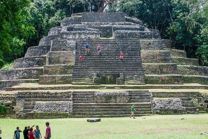 Visit the Mayan Site