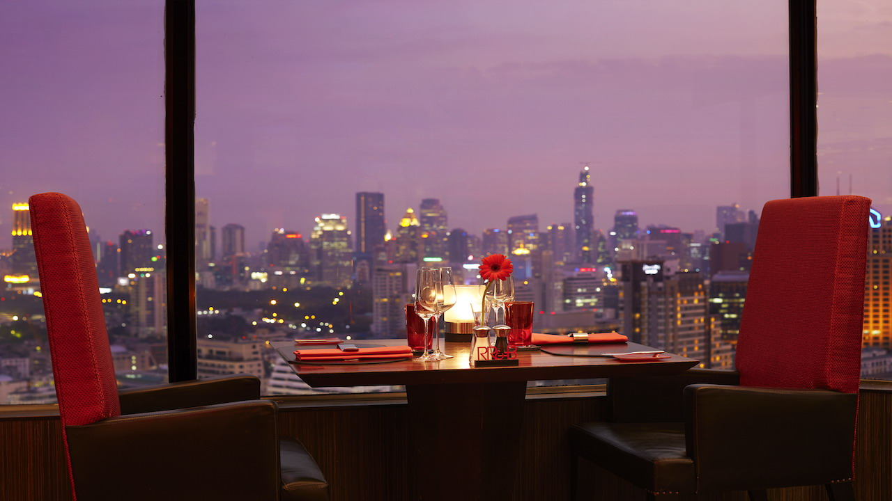 Dine Around Dinner' at The Landmark Bangkok