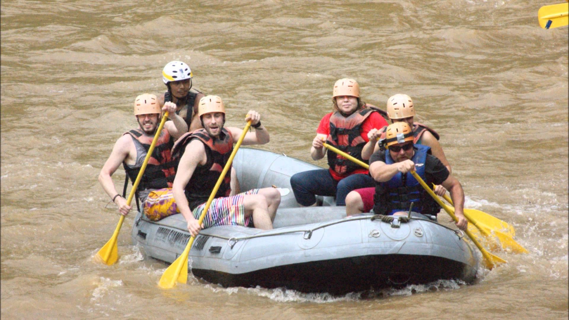 Tackle Nakhon Nayok river