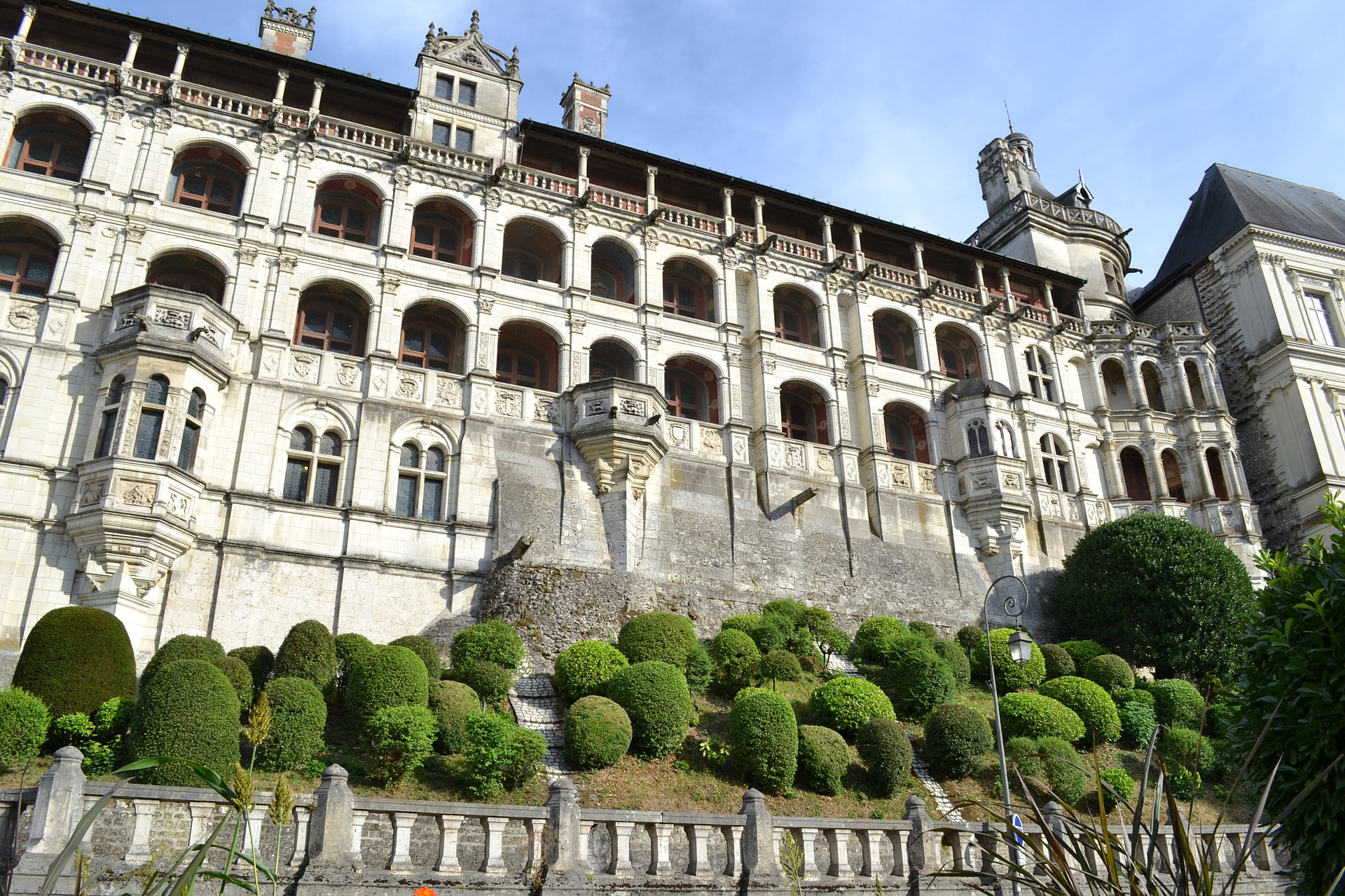 Castles of Loire Valley